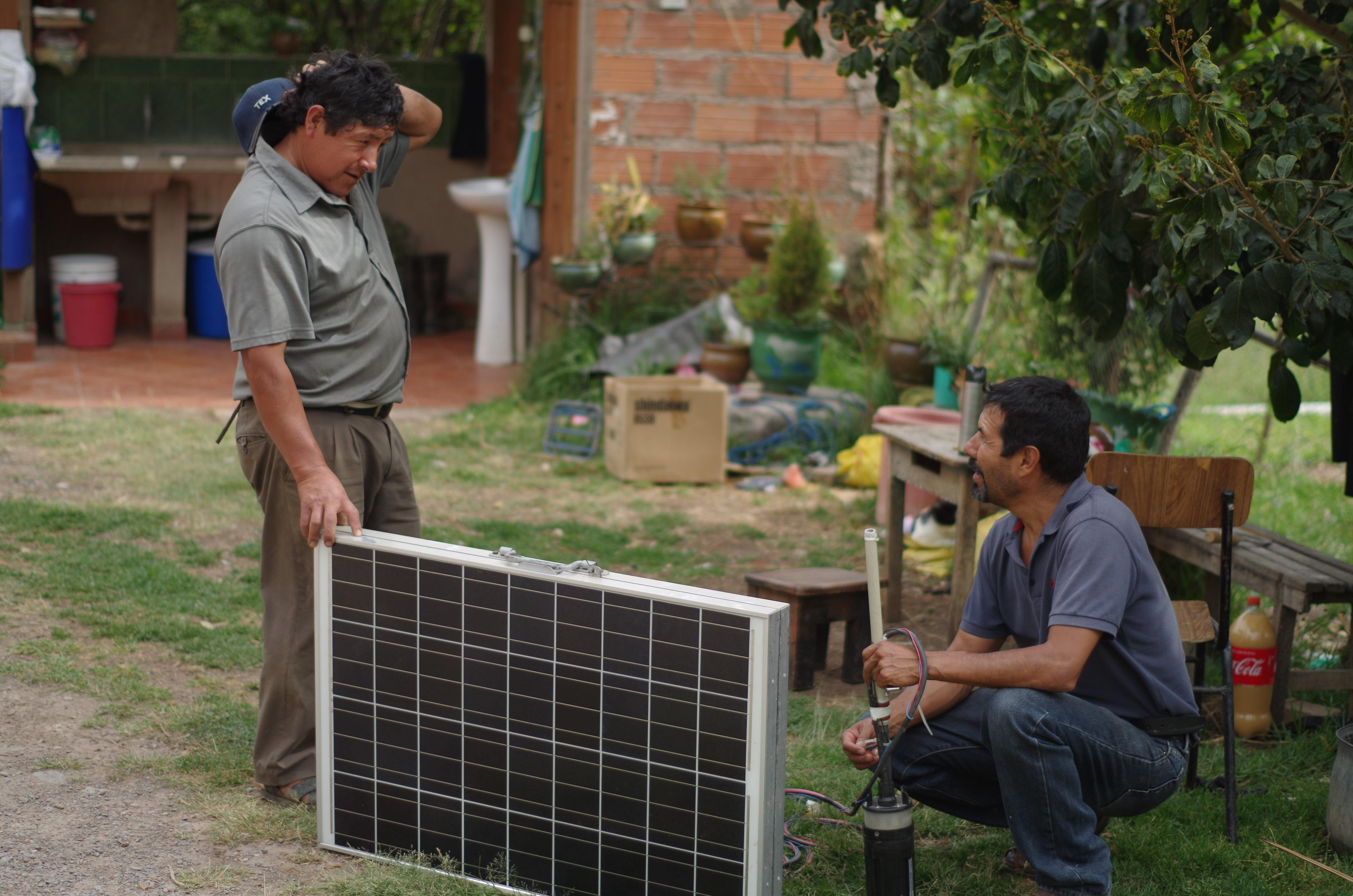 Greening the urban economy of Cochabamba in Bolivia