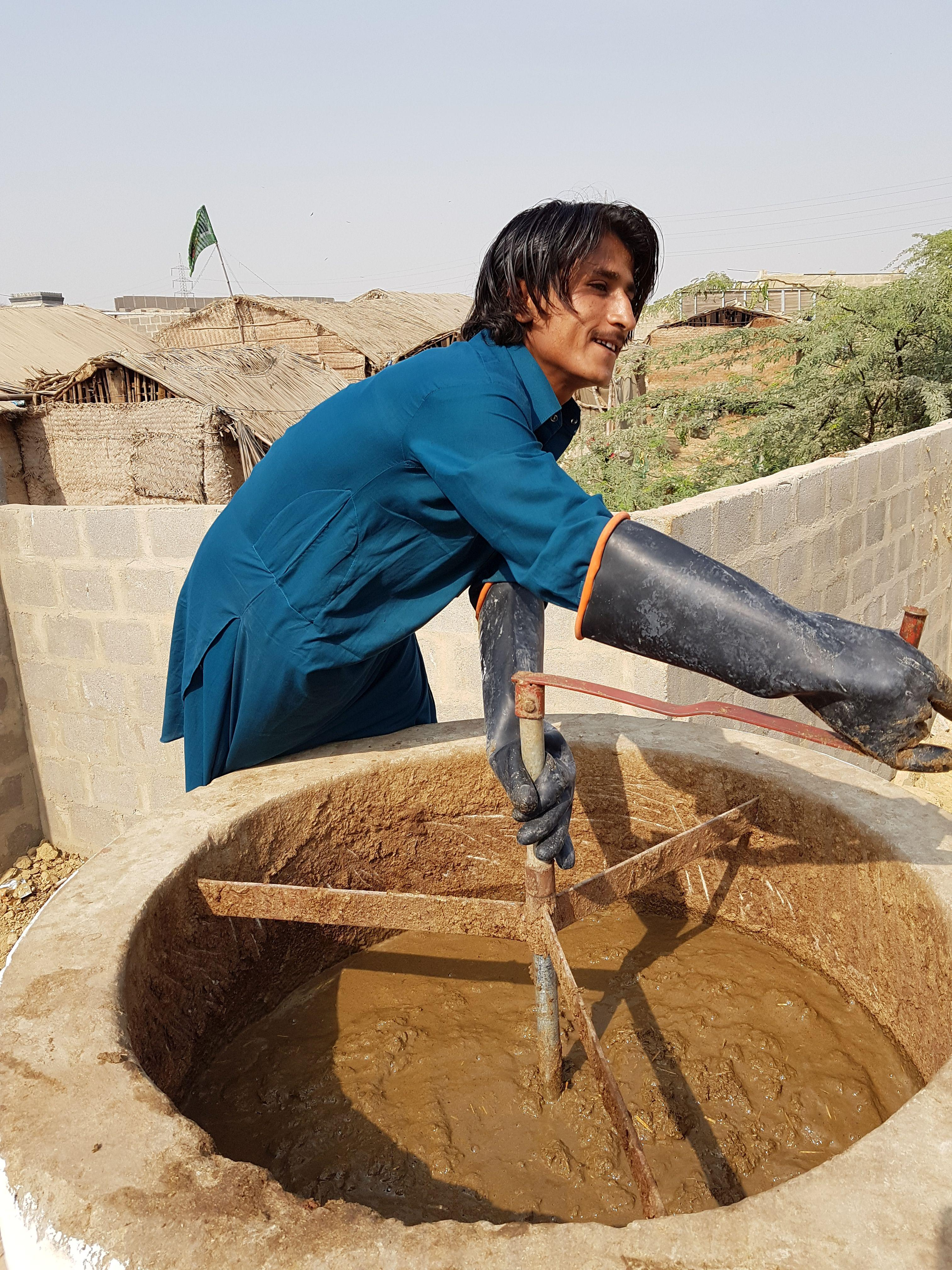 Clean energy - fostering livelihoods and reducing emissions in Pakistan