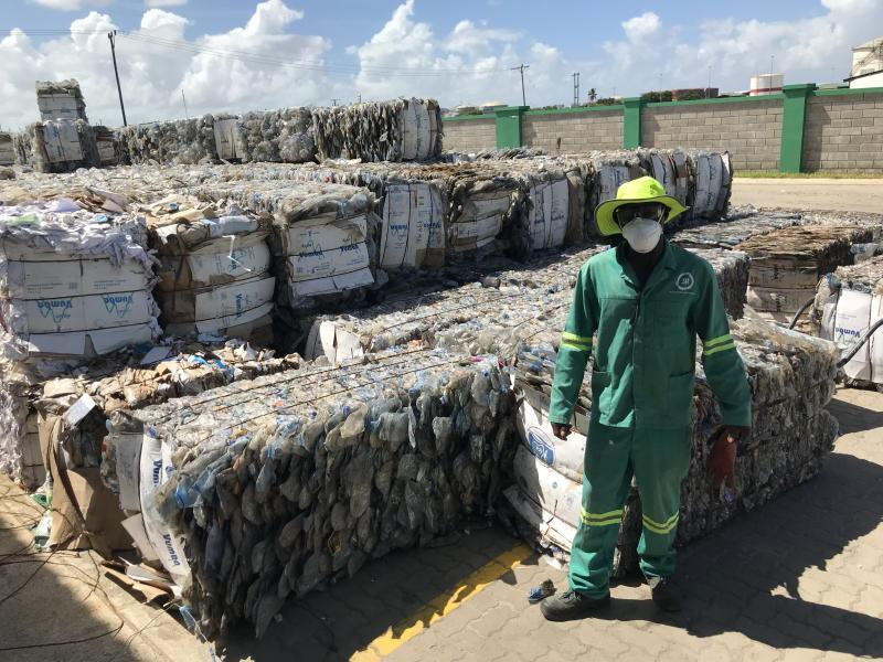 Mozambique transforming its waste management sector, backed by catalytic funding from NCF