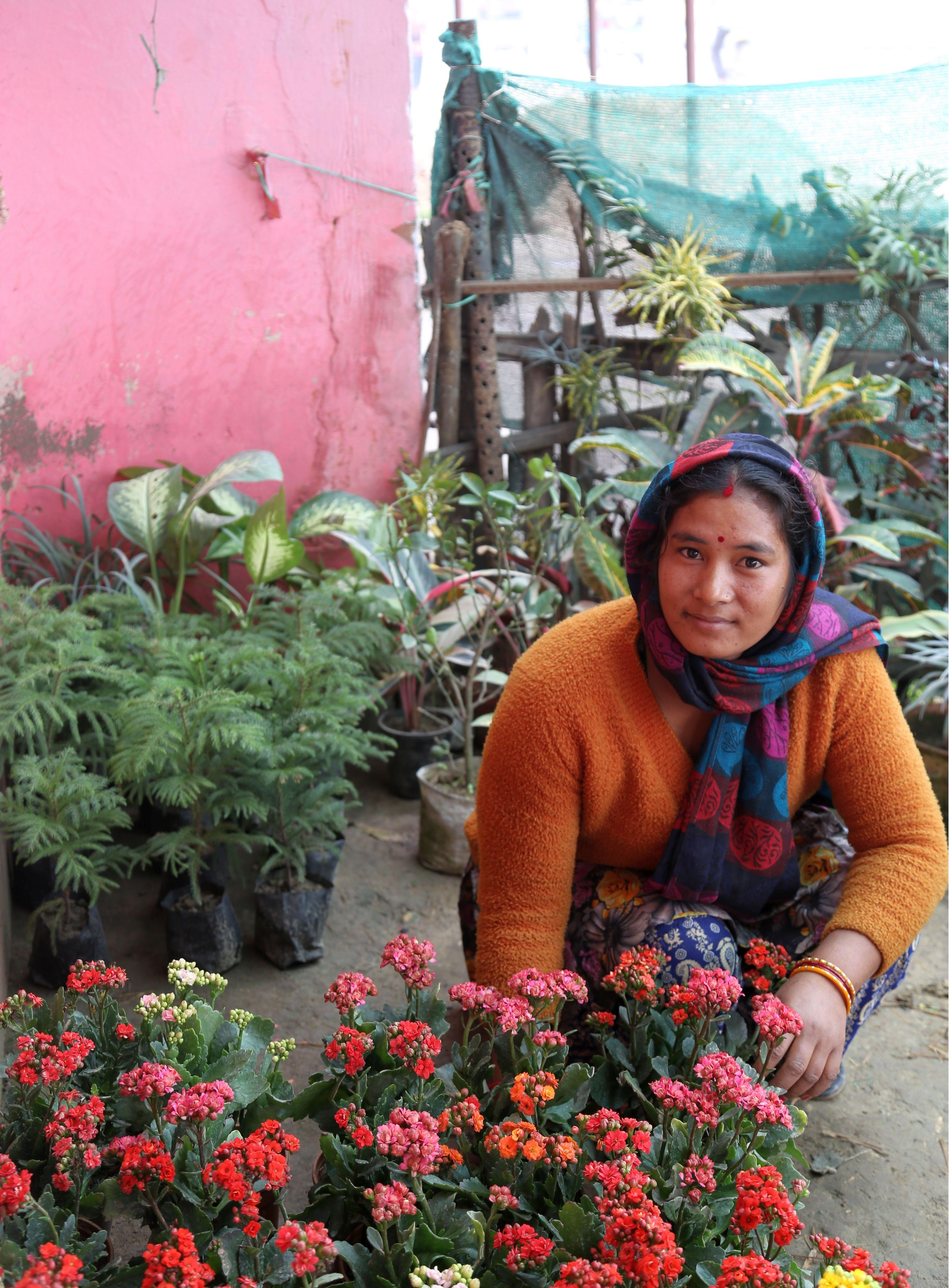 24 green entrepreneurships supported in Nepal
